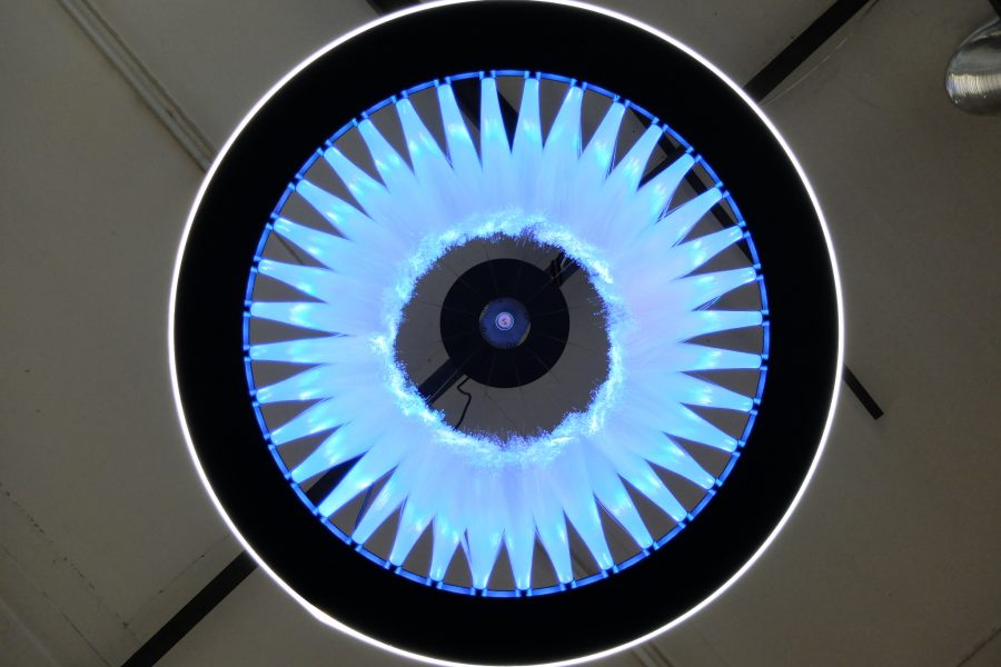 UFO Licht
